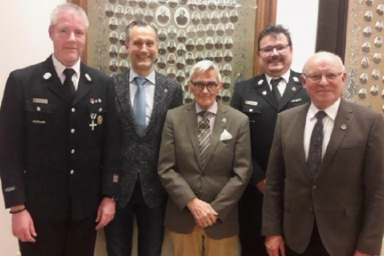 155.Jahreshauptversammlung der Feuerwehr Friedberg